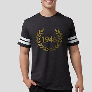 Black 1946 T-Shirt
