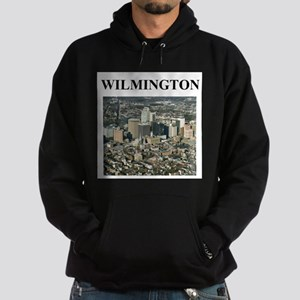 wilmington gifts and t-shirts Hoodie (dark)