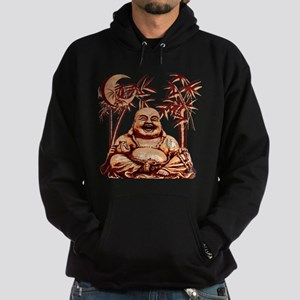 Riyah-Li Designs Happy Buddha Hoodie (dark)