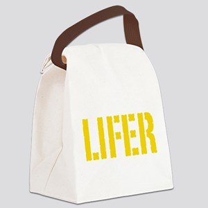 Lifer Canvas Lunch Bag