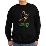 MY STEPCHILDREN MADE ME WICKE Sweatshirt (dark)