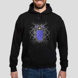Tribal Scooter Hoodie (dark)