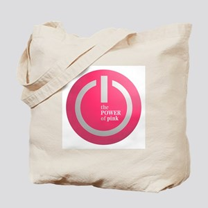 The Power of Pink - Tote Bag