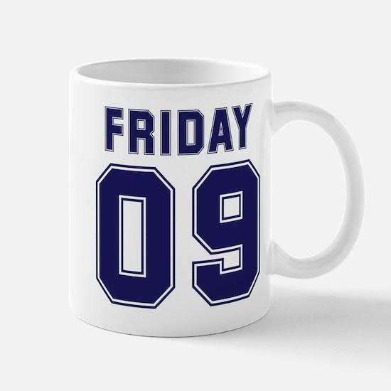 Friday 09 Mug