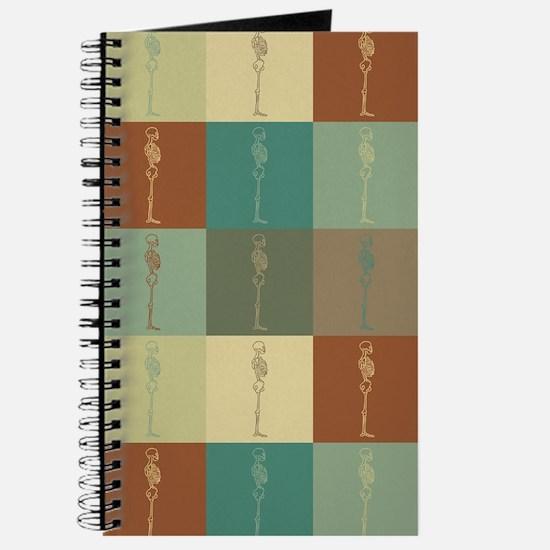 Chiropractic Pop Art Journal