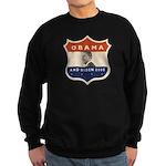 Obama / Biden JFK '60 Shield Sweatshirt (dark)