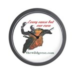 Every cause but our own - Wall Clock