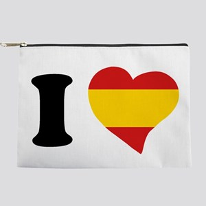 I love Spain Makeup Bag