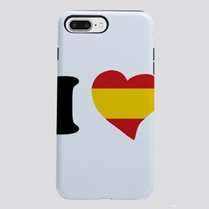 I love Spain iPhone 8/7 Plus Tough Case