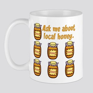 Local Honey Mug