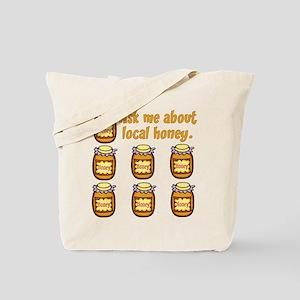 Local Honey Tote Bag