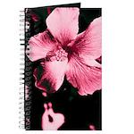 Pink Hibiscus Journal
