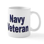 Navy Veteran Mug