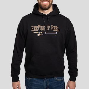 Keeping it Reel Hoodie (dark)