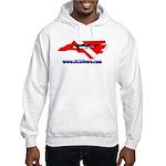 NC Divers Hooded Sweatshirt