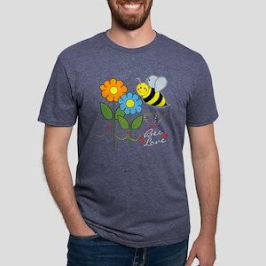 beeflowersbeeloveDARK T-Shirt