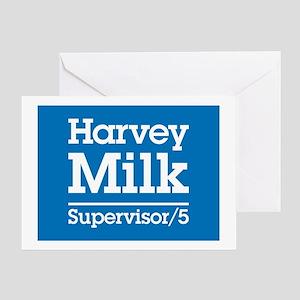 Milk for Supervisor Greeting Card