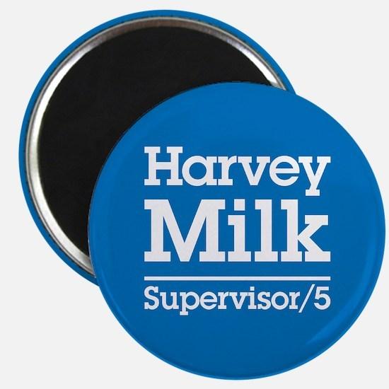 """Milk for Supervisor 2.25"""" Magnet (10 pack)"""