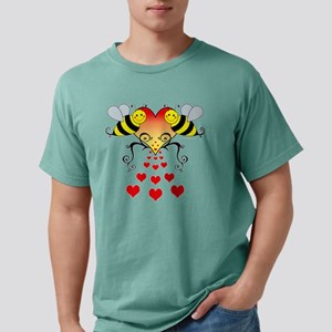 BeesHeartsDARK T-Shirt