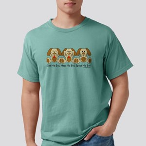 See No Evil Puppy Dogs T-Shirt