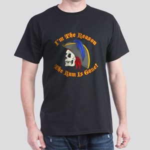 Rums Gone T-Shirt