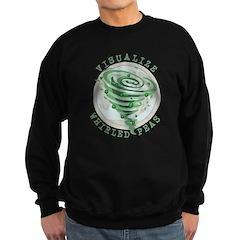 Whirled Peas Sweatshirt (dark)