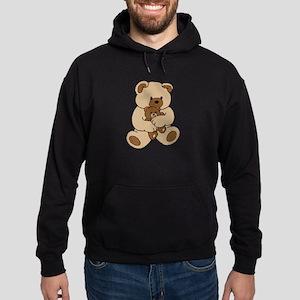 Teddy Bear Buddies Hoodie (dark)