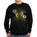 Optimist - Pessimist Acorns Sweatshirt (dark)