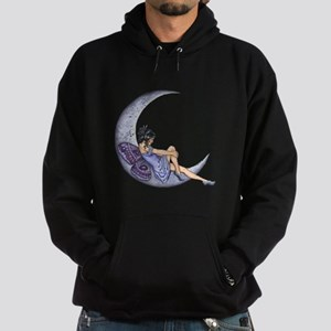 A Fairy Moon Hoodie (dark)