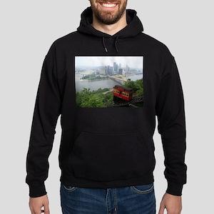 Pittsburgh Skyline Hoodie (dark)