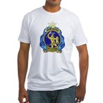 USS ORION Fitted T-Shirt