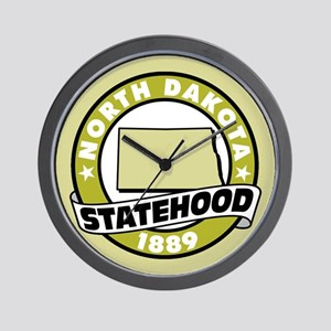 """""""State Pride"""" Wall Clock"""