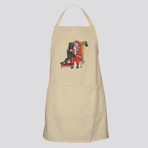 We've Been Good BBQ Apron
