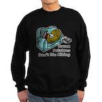Couch Potato Hiking Sweatshirt (dark)
