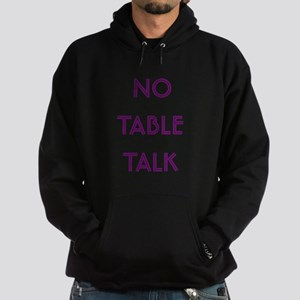 Euchre Table Talk Hoodie (dark)