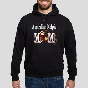 Australian Kelpie Hoodie (dark)