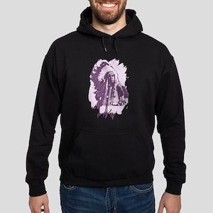 Indian Chief Hoodie (dark)