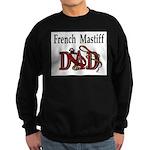 French Mastiff Sweatshirt (dark)