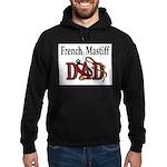 French Mastiff Hoodie (dark)
