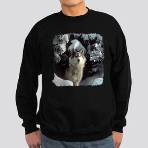 Winter Wolf Sweatshirt (dark)
