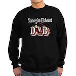 Norwegian Elkhound Sweatshirt (dark)