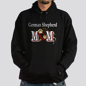 German Shepherd Gifts Hoodie (dark)