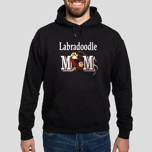Labradoodle Gifts Hoodie (dark)