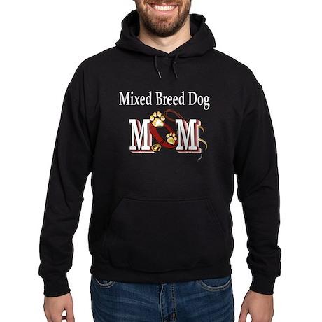 Mixed Breed Dog Gifts Hoodie (dark)