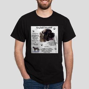 Fluffy Mastiff 23 Ash Grey T-Shirt
