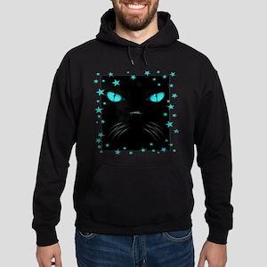 Boo - Aquamarine Hoodie (dark)