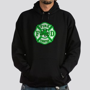 Irish Fire Fighter Hoodie (dark)