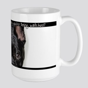 Large French Bulldog Puppy Mug