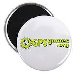 GPSgames Magnet