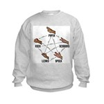 Lizard-Spock Kids Sweatshirt